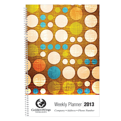 Create your own weekly planner for business fcpromotions for Design my own planner